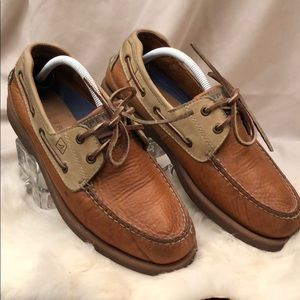 Sherry Top Sider Men's Boat Shoes Size 9M